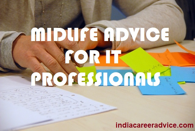 midlife career advice for IT Professionals