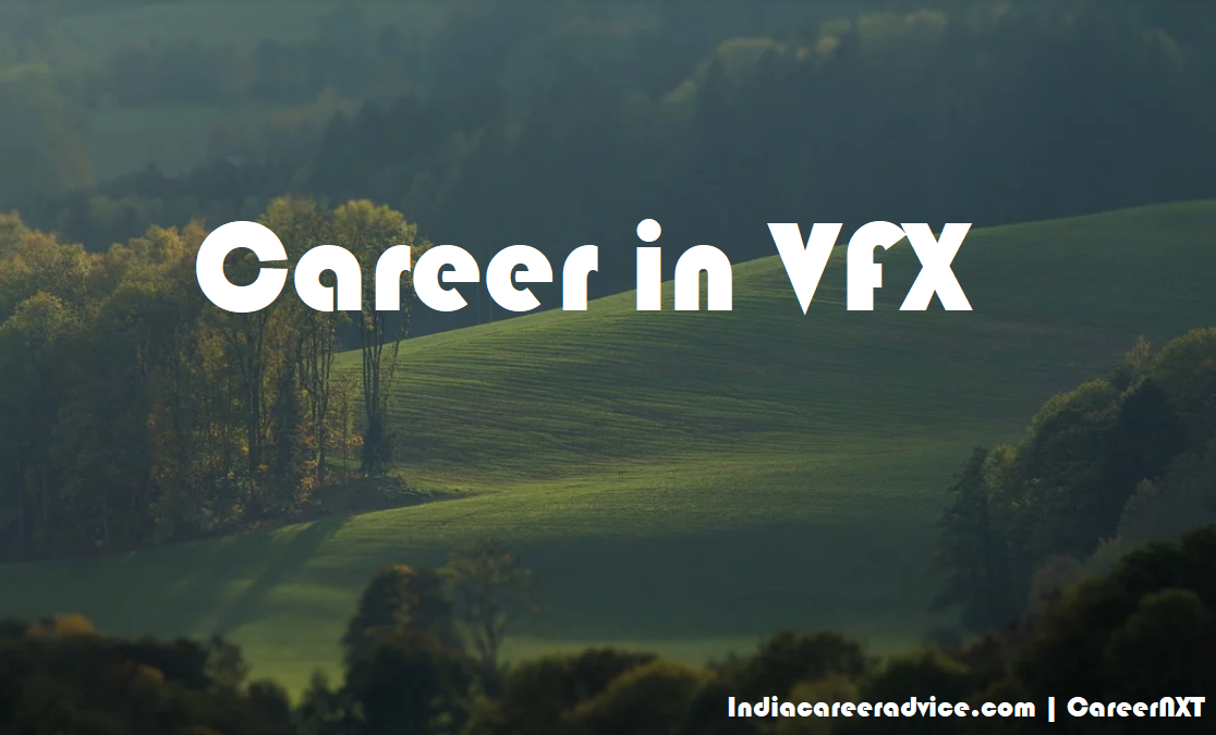 career in vfx