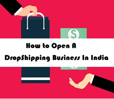 how to open a drop shipping business in india