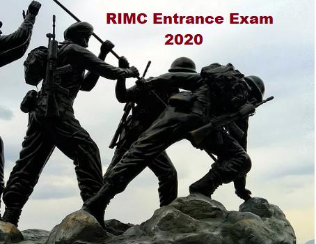 RIMC Dehradun Entrance