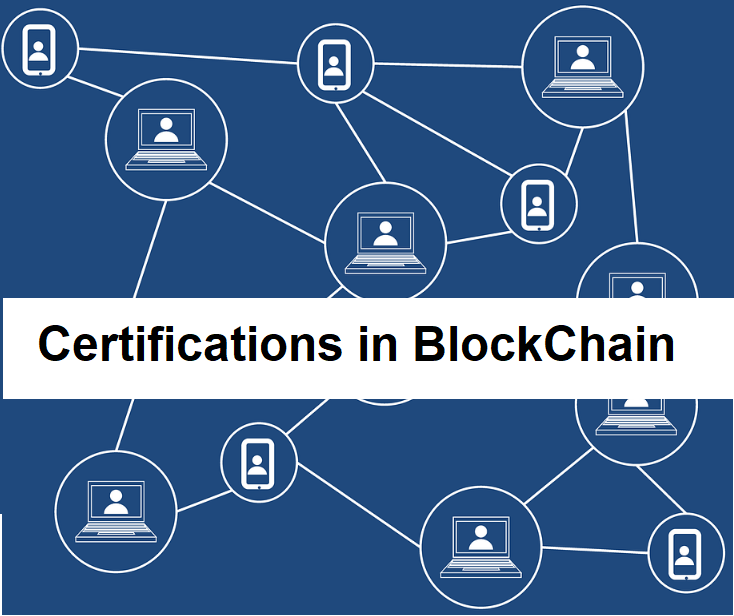 blockchain certification