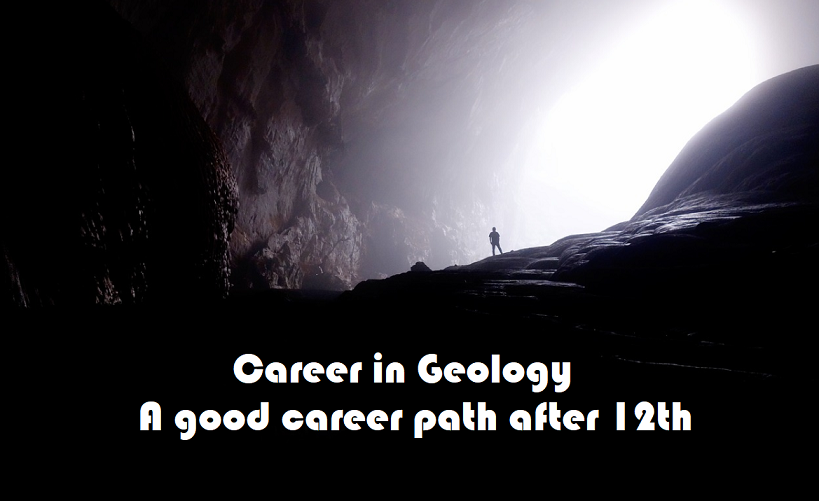 career in geology