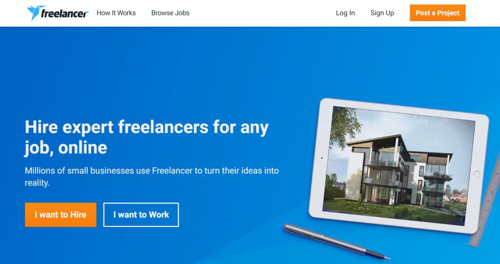 freelancer.in