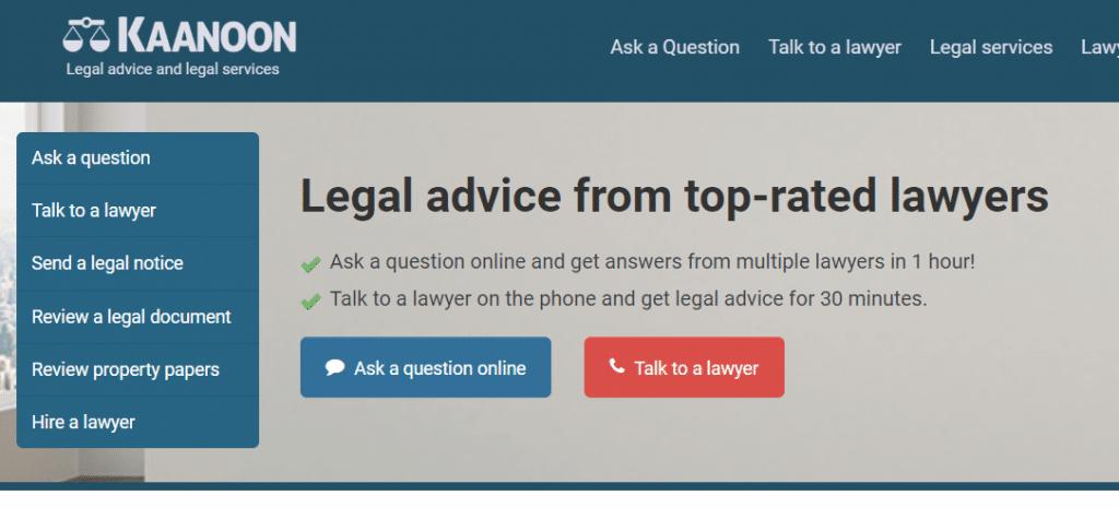 legal advice online - work from home jobs