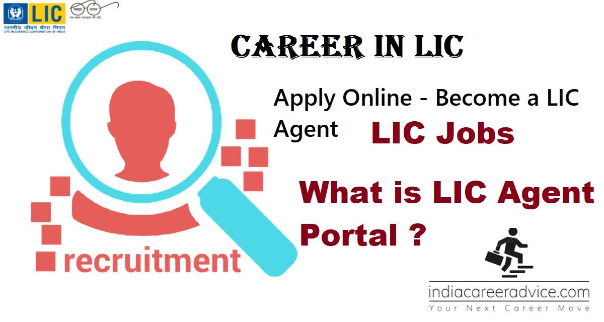 career in LIC