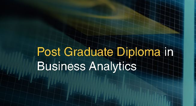 Post Graduate Diploma in Business Analytics - BITS Pilani