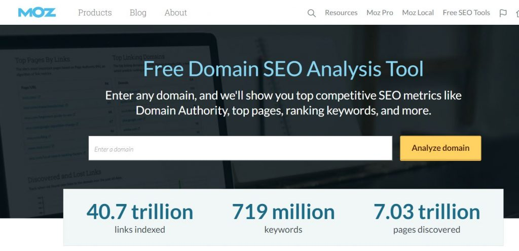 What is Domain Authority.