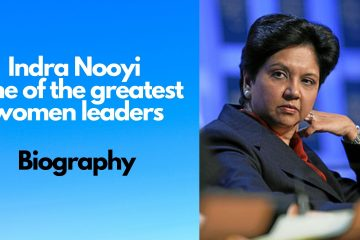 Indra Nooyi Biography
